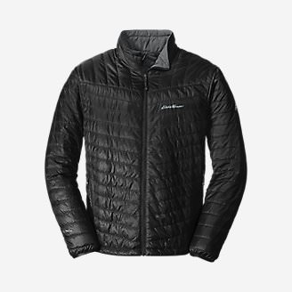 Men's IgniteLite Reversible Jacket in Black