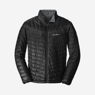 Men's IgniteLite Reversible Jacket in Black