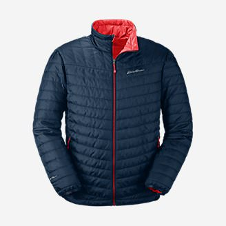 Men's IgniteLite Reversible Jacket in Blue