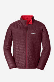 Men's IgniteLite Reversible Jacket in Red
