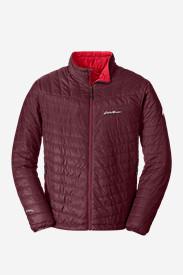 Men's IgniteLite Reversible Jacket in Red