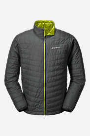 Men's IgniteLite Reversible Jacket in Gray