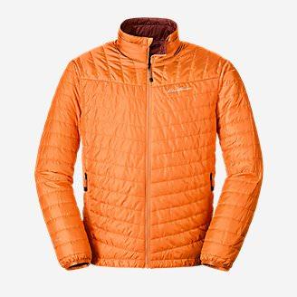 Men's IgniteLite Reversible Jacket in Orange