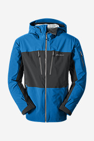 Men's Neoteric Shell Jacket in Blue