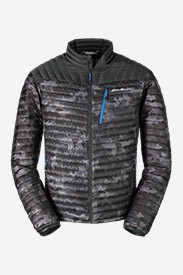 Men's MicroTherm® StormDown® Jacket in Gray