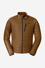 Men's MicroTherm® StormDown® Jacket in Brown