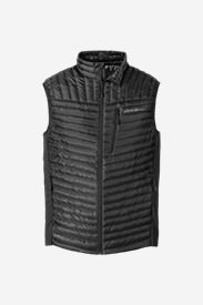Men's MicroTherm® StormDown® Vest in Black