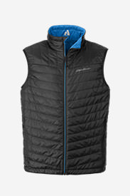 Men's IgniteLite Reversible Vest in Black