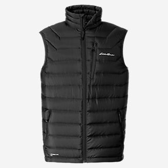 Men's Downlight StormDown Vest in Black