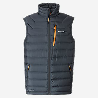 Men's Downlight StormDown Vest in Blue