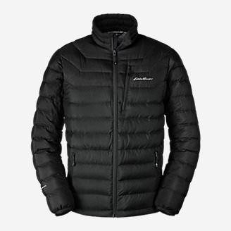 Men's Downlight StormDown Jacket in Black