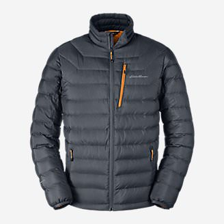 Men's Downlight StormDown Jacket in Blue