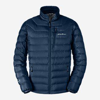 Men's Downlight StormDown Jacket in Blue