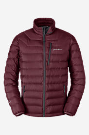 Men's Downlight StormDown Jacket in Red