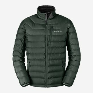 Men's Downlight StormDown Jacket in Green