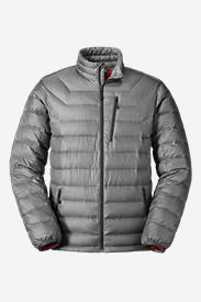 Men's Downlight® StormDown® Jacket in Gray