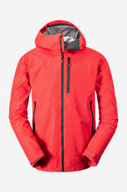 Men's BC DuraWeave Alpine Jacket in Red