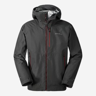 Men's BC DuraWeave Alpine Jacket in Gray