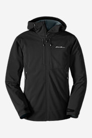 Men's Sandstone Thermal Jacket in Black