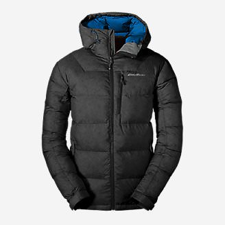 Men's DownLight Alpine Jacket in Black