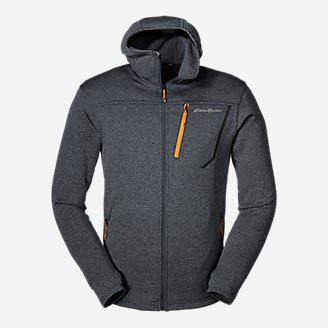Men's High Route Fleece Hoodie in Blue