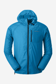 Men's Uplift Windshell in Blue