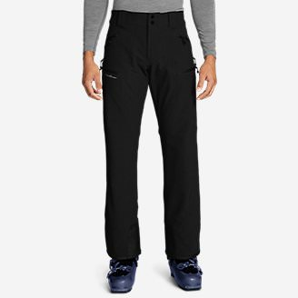 Men's Guide Pro Ski Tour Pants in Black