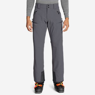 Men's Guide Pro Ski Tour Pants in Gray