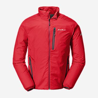 Men's EverTherm Down Jacket in Red