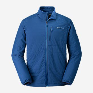 Men's FluxLite Stretch Jacket in Blue