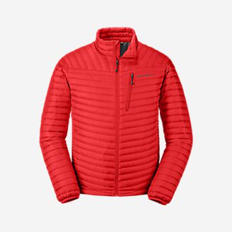 Men's MicroTherm 2.0 StormDown Jacket in Red