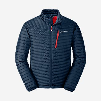 Men's MicroTherm 2.0 StormDown Jacket in Blue