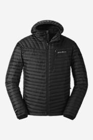 Men's MicroTherm 2.0 StormDown Hooded Jacket in Black