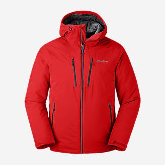 Men's BC Igniter Stretch Jacket in Red