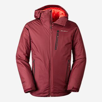 Men's BC EverTherm Down Jacket in Red