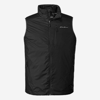 Men's EverTherm® Down Vest in Black