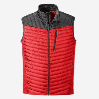 Men's MicroTherm 2.0 StormDown Vest in Red