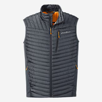 Men's MicroTherm 2.0 StormDown Vest in Blue