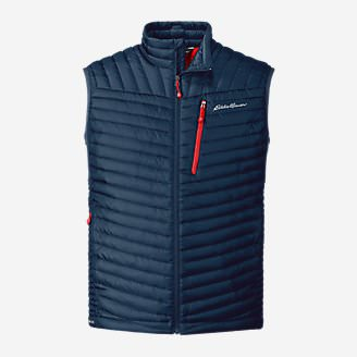 Men's MicroTherm® 2.0 StormDown® Vest in Blue