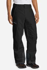 Men's Powder Search Insulated Pants in Black