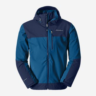 Men's All-Mountain Shell Jacket in Blue