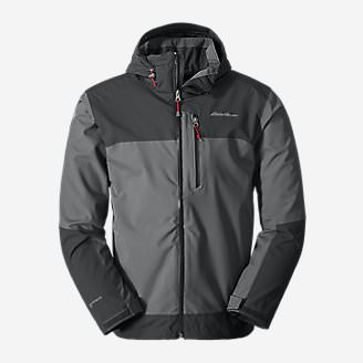 Men's All-Mountain Shell Jacket in Gray