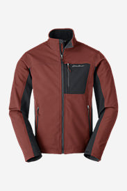 Men's Windfoil Elite Jacket in Brown
