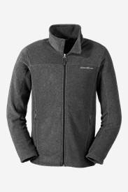 Men's Quest 200 Fleece Jacket in Gray