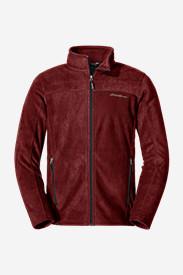Men's Quest 200 Fleece Jacket in Orange