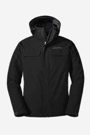 Men's Lone Peak 3-In-1 Jacket in Black