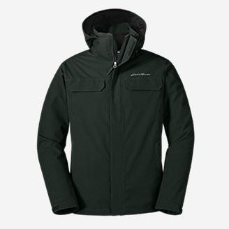 Men's Lone Peak 3-In-1 Jacket in Green