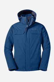 Men's Lone Peak 3-In-1 Jacket in Blue