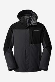 Men's All-Mountain 3-in-1 Jacket in Gray