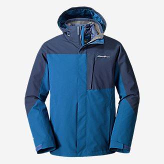 Men's All-Mountain 3-in-1 Jacket in Blue